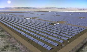 8minutenergy's 800-megawatt solar farm in the Imperial Valley, dubbed Mount Signal Solar, will be the largest solar project in the world when completed.