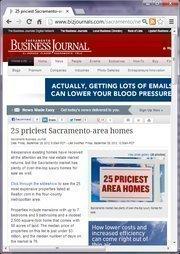 No. 9 -- 25 priciest Sacramento-area homes (September)