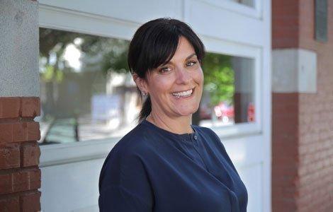 Modamedia Communications owner Jennifer Bulotti.