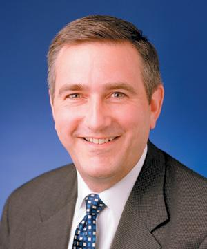 Kirk Rothrock is the new president of Superior Vision Services of Rancho Cordova.