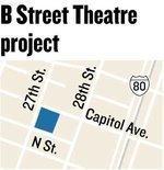 B Street Theatre renews building plan