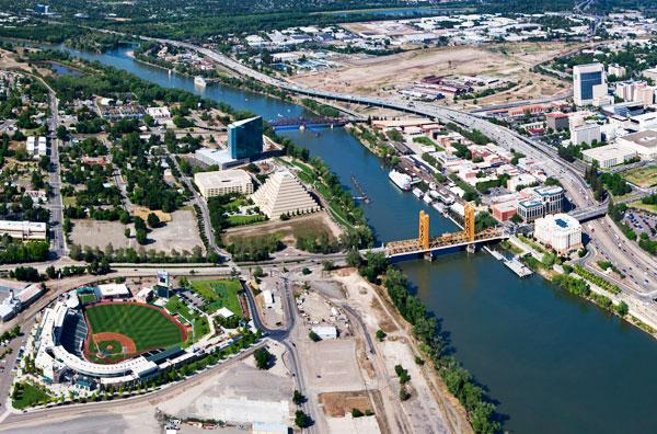 West Sacramento has awarded a contract to GHD Inc. to rebuild two piers and help the city regain access to the waterfront along the Sacramento River.