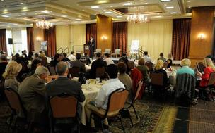 Architects, engineers and construction professionals gathered Friday for the Sacramento Business Journal's 2012 Structures breakfast.