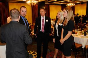 "Attendees at the Sacramento Business Journal's annual ""A-plus Employers"" event celebrated local companies selected as the best places to work."
