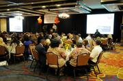 """Attendees at the Sacramento Business Journal's annual """"A-plus Employers"""" event celebrated local companies selected as the best places to work."""