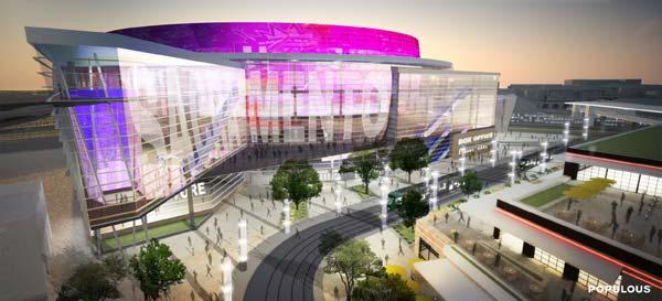 A sports and entertainment center could be built for $387 million in the downtown railyard and would make enough money to be financially viable, according to a long-awaited arena feasibility report.
