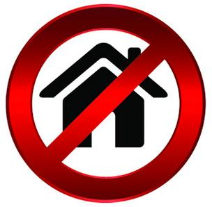 Revoke ban real estate licenses house