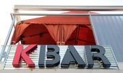 A new sign for KBAR can be seen. KBAR is the bar area attached but separated from Cafe Bernardo. It has been completely renovated with new flooring and walls.