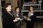 Business leaders and members of the community gathered for networking and good food at the Business Journal's Book of Lists party Monday night.