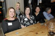 Business leaders and members of the community who like the Book of Lists got a chance to network and enjoy great food. Third from left is Julie Yarborough.