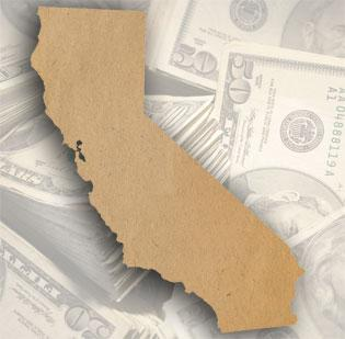 California ranks No. 5 in the country for average salary for workers across all employee sectors.
