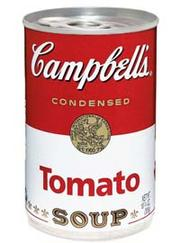 CAMPBELL SOUP CO. - No. 334 on the Fortune 500, No. 7 in the area. Revenues: $7.71 billion. Profits: $805 million. Revenue increase since last fiscal year: 0.56 percent.Address: 1 Campbell Place, Camden, N.J., 08103-1701. www.campbellsoupcompany.com