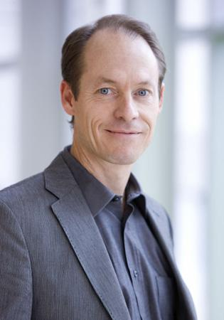 Andrew Fordyce is the first American to be on Novozymes' executive team.