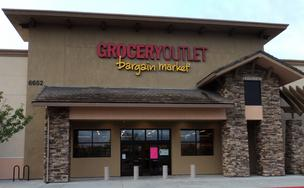 Grocery Outlet continues to expand in the Sacramento region. It's adding a Roseville location, at the site of a former Sunflower Farmers Market. This one is the last one to open in the region, in the Blue Oaks Town Center in Rocklin.
