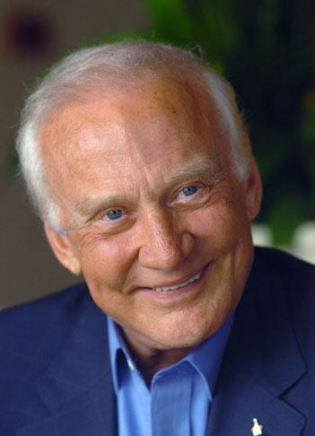 Buzz Aldrin is best known for walking on the moon in 1969. He is also known for pioneering several techniques for the space program, including docking, spacewalks and underwater training. Retired, he currently lives in Los Angeles.