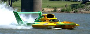 Spirit of Detroit Hydroplane