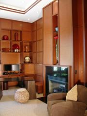 Custom-home buyers are asking for a dedicated space for a home office.