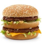 If you're eating fast food, look at nutrition facts