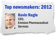 Growing interest in cutting prescription drug costs generated new contracts for Envision Pharmaceuticals under the leadership of Kevin Nagle, including a big new deal with Roseville-based Adventist Health. Envision manages pharmacy benefits for employers, unions, insurers and government programs.