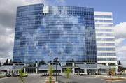 The 3-year-old, 12-story 2020 Gateway Tower in Natomas is LEED Gold certified.