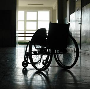 Nursing home wheelchair neglect report