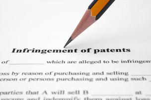 Patent infringement boilerplate