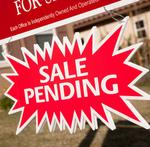 California pending home sales on the rise