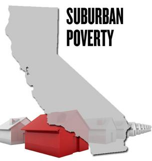 Slideshow top 10 California cities for suburban poverty growth