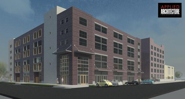 The revival of R Street will continue with a long-awaited makeover of a historic six-story warehouse between 11th and 12th streets into housing and shops. The project received the final piece of its financing Wednesday -- $18.4 million in low income housing tax credits.