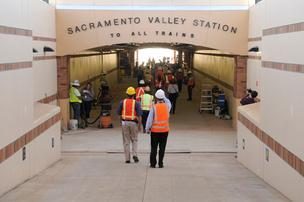Sacramento Valley Station