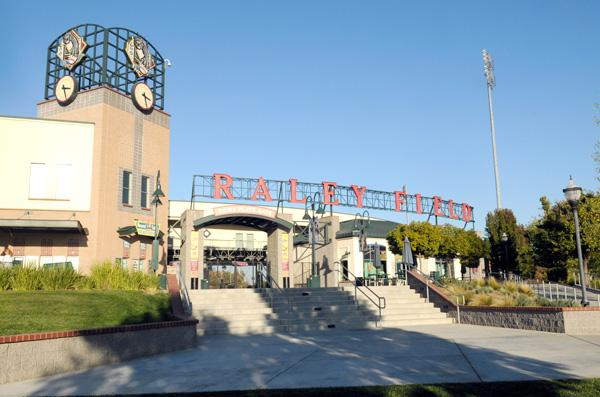"""The home of the Sacramento River Cats has been named one of the top 10 """"Most Vegetarian-Friendly Minor League Ballparks"""" of 2013 by the People for the Ethical Treatment of Animals."""