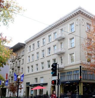 A partnership including the fast-growing technology company M Corp today bought the Regis Building at 11th and K streets in downtown Sacramento. President and cofounder Alex Castro says the company will be more centrally located to its clients, which include several governmententities.