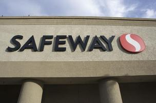 File photo of a Safeway store