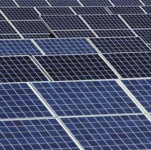 Solar panels clean energy technology report