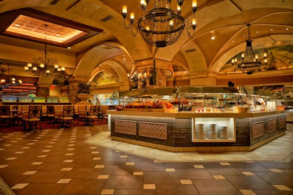 Thunder Valley is completing major renovation of its Feast Buffet, inspired by the buffets at high-end resorts in Las Vegas.