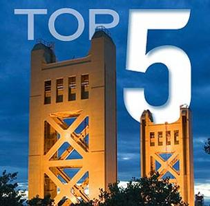 Top of the List icon featuring the Tower Bridge