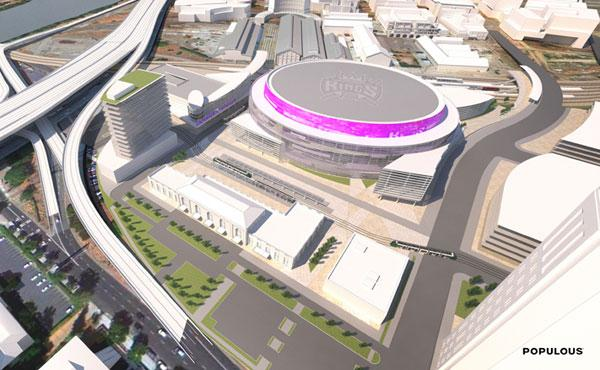 The Sacramento City Council voted 7-2 to proceed with efforts toward a new arena.