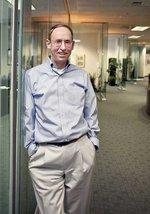 ED GOLDMAN: Bank CEO takes running seriously