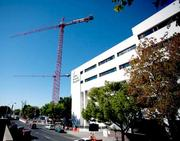 Sutter Health's midtown expansion has provided much-needed construction work.
