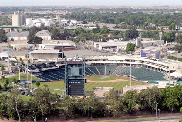 The Sacramento River Cats organization is taking applications for more than 200 seasonal jobs at Raley Field. It won't be having a job fair this year; all applications will be taken online.