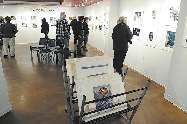 Second Saturday attracts art lovers to galleries such as Viewpoint Photographic Art Center in midtown Sacramento.