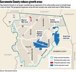 County withdraws land for development