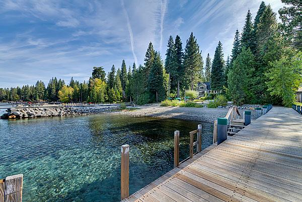A new exemption from EPA rules allows Lake Tahoe-area property owners to redevelop existing properties, reports Capital Public Radio this morning.