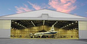 Aero Union maintains and operates P-3 aircraft at McClellan Business Park that had been used by the U.S. Forest Service.