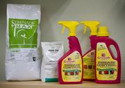 AgraQuest makes biopesticides that provide  environmentally friendly methods of protecting crops from pests.