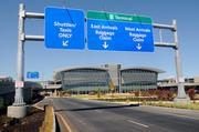 The report gave high marks to the new terminal at Sacramento International Airport.