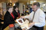 Businesses see economy warming up