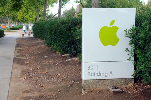 Apple continues to hire — though the company won't say why — at its Elk Grove campus.