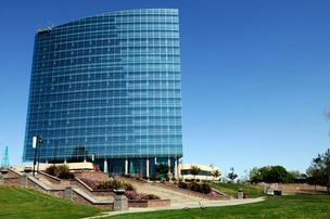 CalSTRS, headquartered in West Sacramento, above, is the nation's second-largest public pension fund.