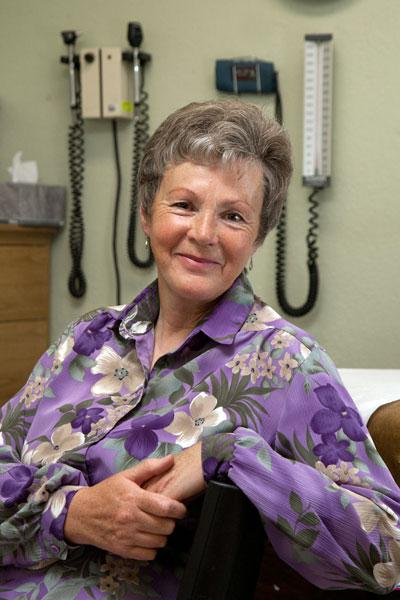 Elizabeth Cassin, CEO of Midtown Medical Center, is lauded for being both heart-driven and a capable businesswoman.